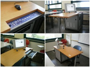 meeting room portable or fixed av integrator solution