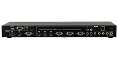 TSS-650 - HD Switcher Scaler - Back